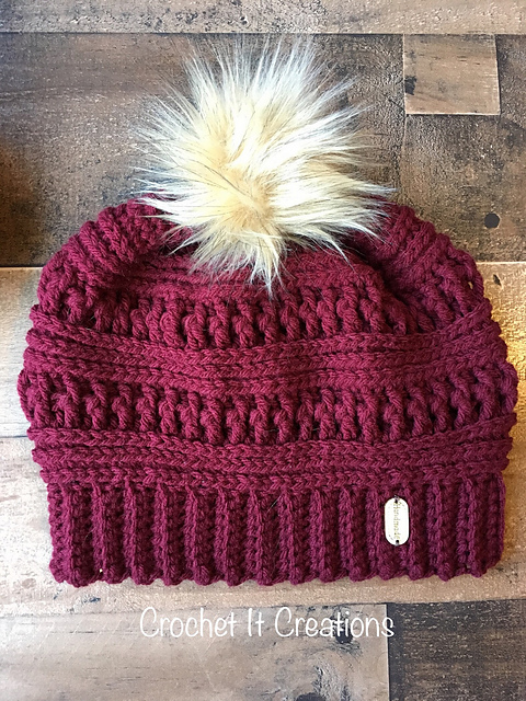Crochet Winter Hats Free Crochet Pattern Free Crochet Patterns