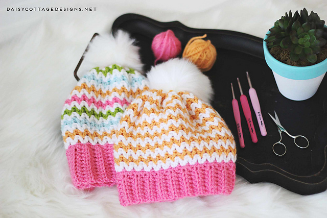 Stitch Beanie Hat Free Crochet Pattern Free Crochet Patterns