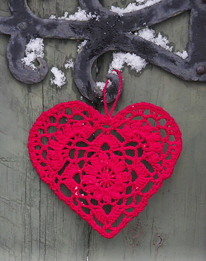 Crochet Heart Free Crochet Pattern Free Crochet Patterns