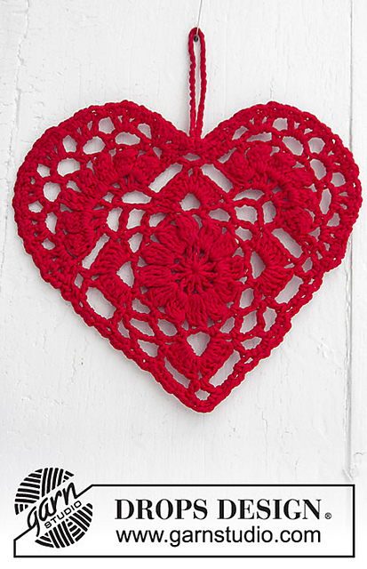Crochet Heart Free Crochet Pattern | Free Crochet Patterns