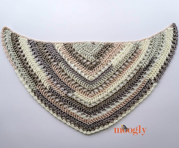 Brown Butter Shawl Free Crochet Pattern Free Crochet Patterns