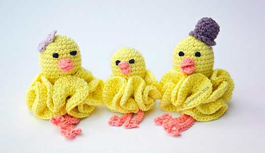 Free Easter Crochet Patterns The Best Collection | The WHOot | 301x520
