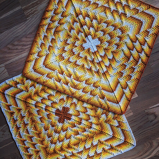 Nomad By Fate Pillow Free Crochet Pattern Free Crochet