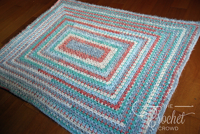 Latte Lapghan Blanket Free Crochet Pattern Free Crochet Patterns