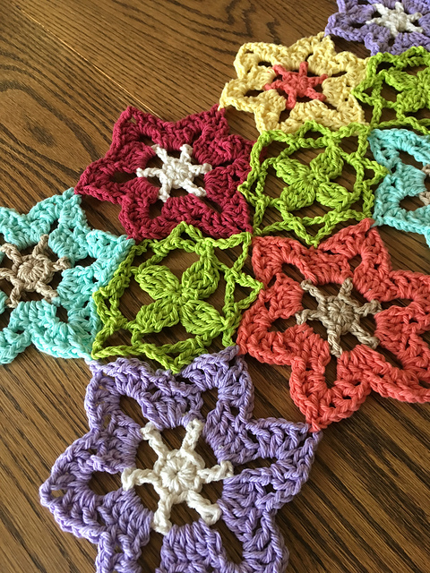 Power Table Runner Free Crochet Pattern Free Crochet Patterns