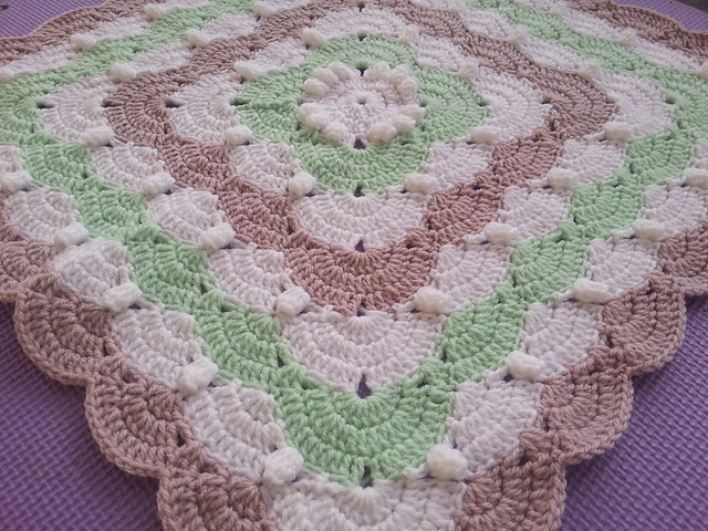 Sensation Baby Blanket Free Crochet Pattern Free Crochet Patterns