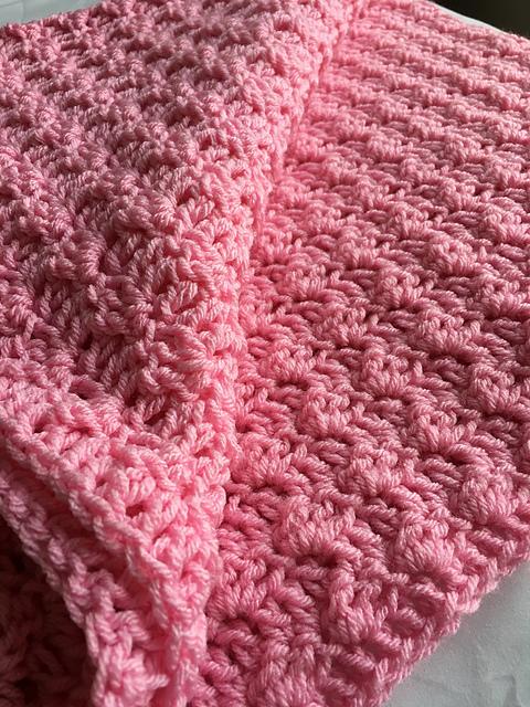 Amari Baby Blanket Free Crochet Pattern Free Crochet